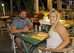 Meads Beach Bar & Grill Best Seafood in Bali