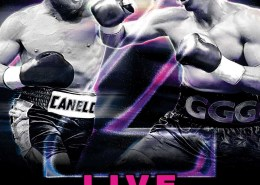 Meads Beach Bar & Grill Canelo vs GGG 2