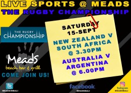 Meads in Bali Sports Schedule Rugby Champoinship
