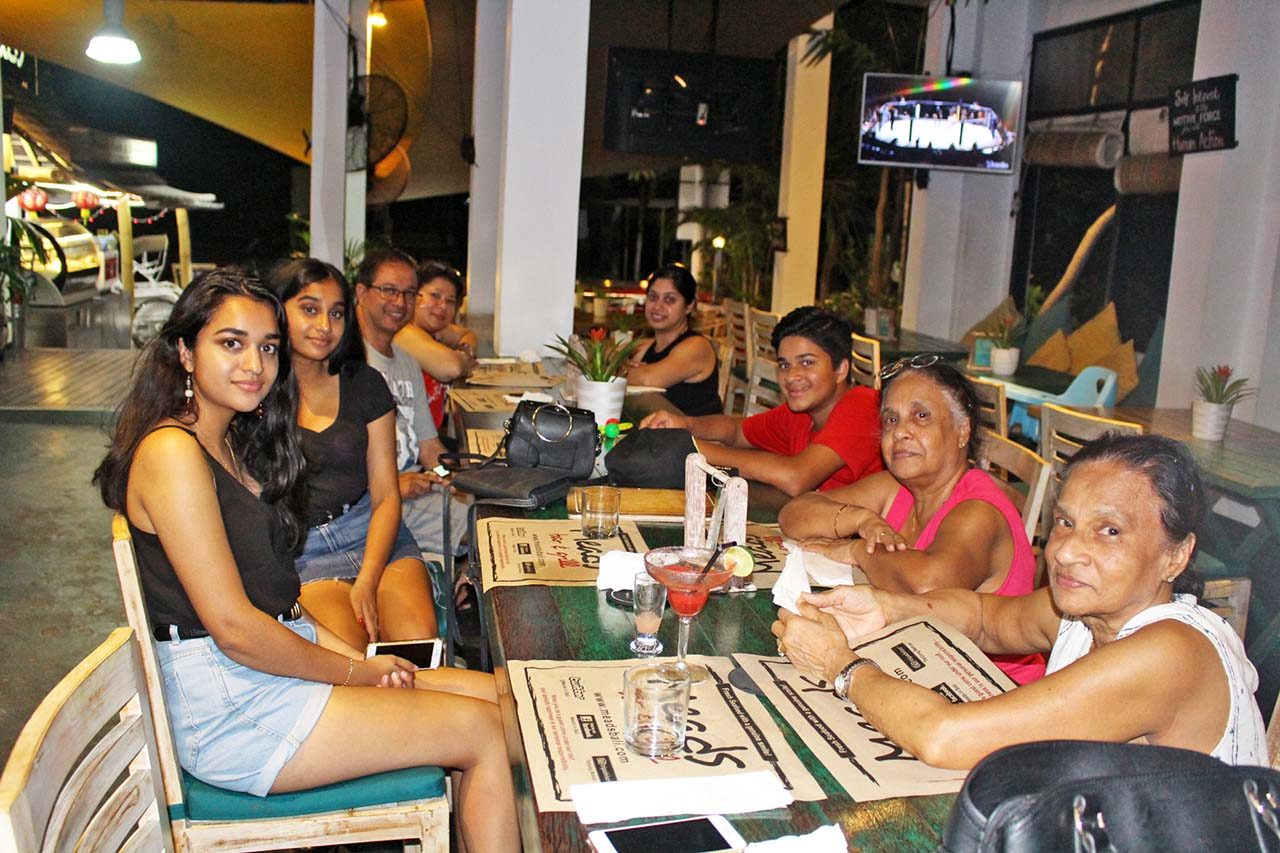 Meads Bali Family Friendly Casual Dining
