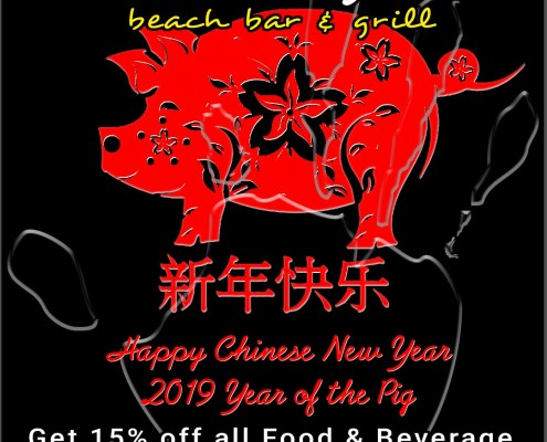 Coming to Bali for Chinese New Year? Visit Meads in Bali for a Great Deal