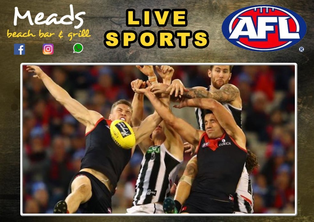 AFL Games Live in Bali
