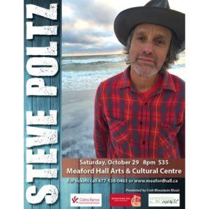 Steve Poltz returns