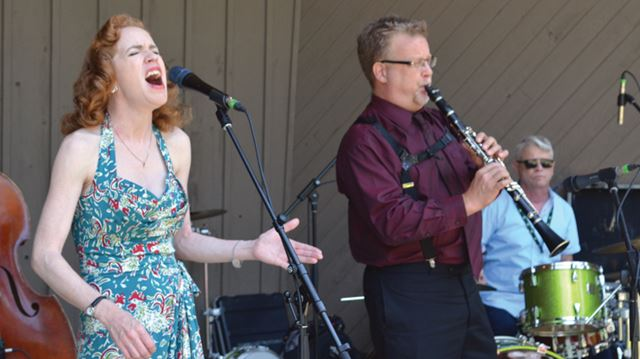 Canada's Sweetheart of Swing Featured at Benny Goodman Show