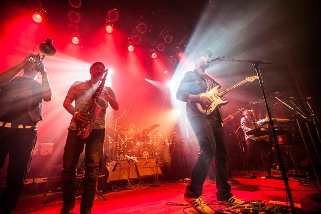 Parkdale Funk To Fill Heartwood Hall This Weekend