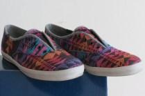 Keds Laceless Canvas Shoe in Blanket Purple
