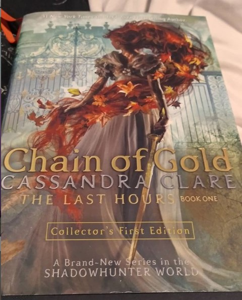 chain of gold the last hours shadowhunters