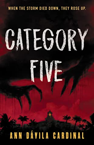 Book cover of Category Five by Ann Davila Cardinal