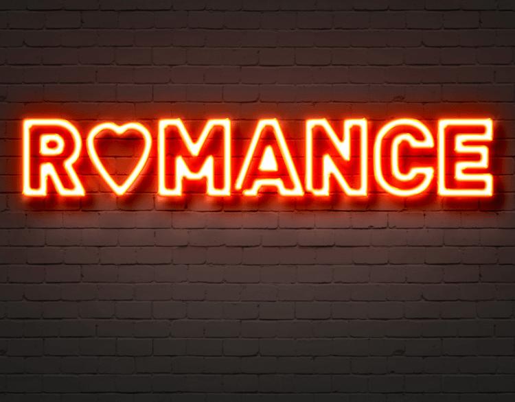 romance novels list