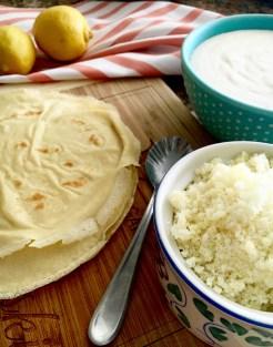 lemon crepe ingredients