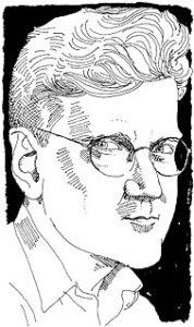 Writer Jonathan Dee