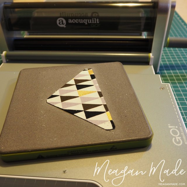 AccuQuilt Cutter | MeaganMade.com