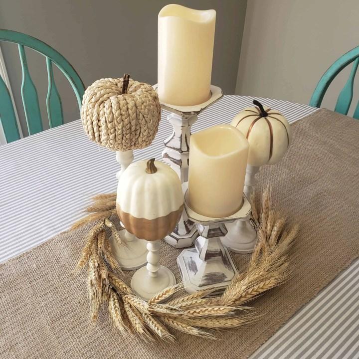 Thanksgiving Centerpiece Ideas