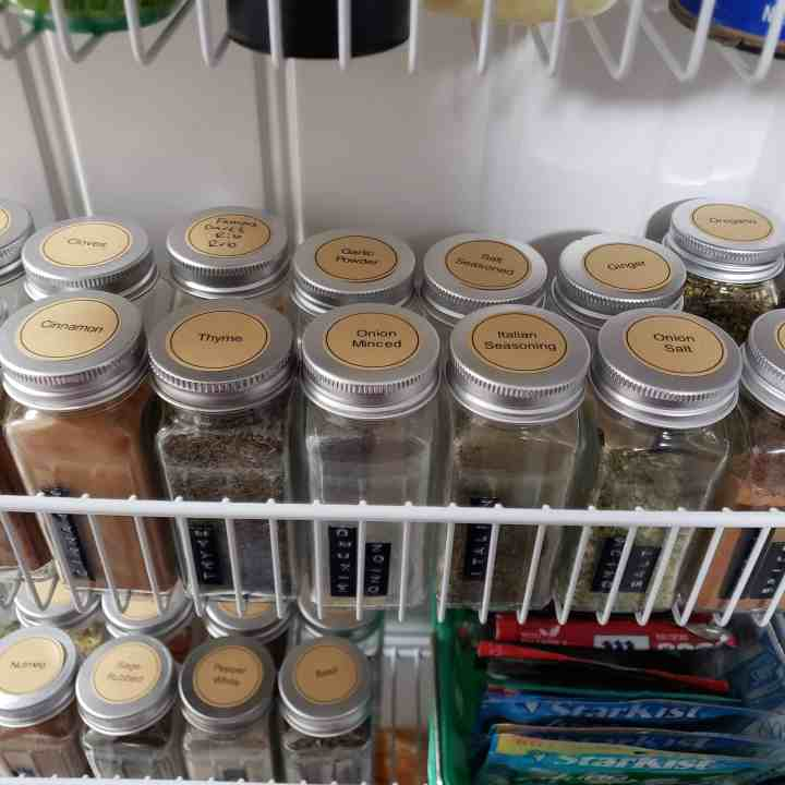 PANTRY ORGANIZATION + How to Cover Wire Shelving for less than $10