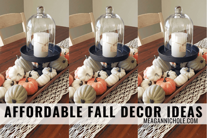 Insanely Cute and Affordable Fall Decor Ideas for your Home