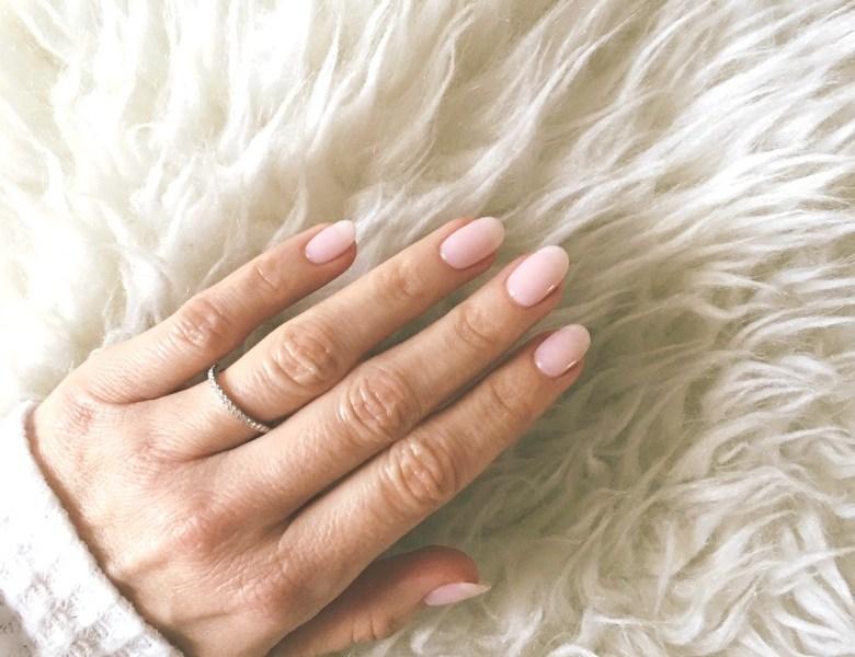 SNS manicure review