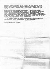 Minutes of the 19th General Council meeting of the Association of Midland Tape Recording Clubs, 1967 page 2