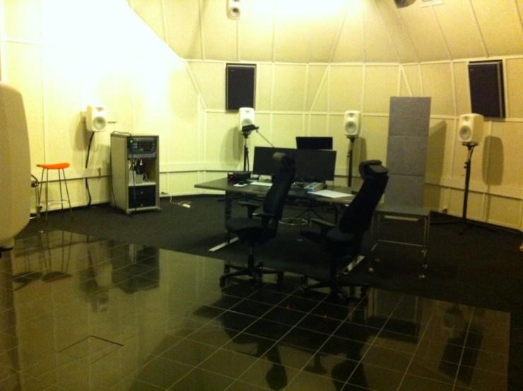 EMS studios residency – Mark Vernon