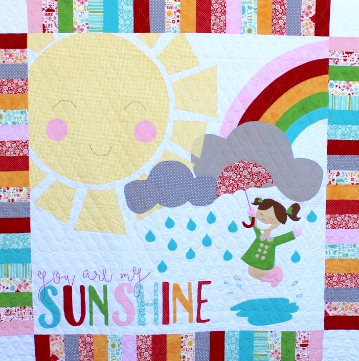 You Are My Sunshine Quilt Pattern