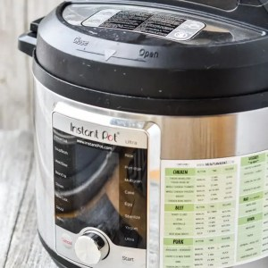 Instant Pot Cook Time Magnet