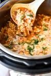 Instant Pot Lazy Lasagna 6