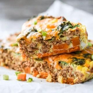 Hearty Taco Breakfast Casserole-5