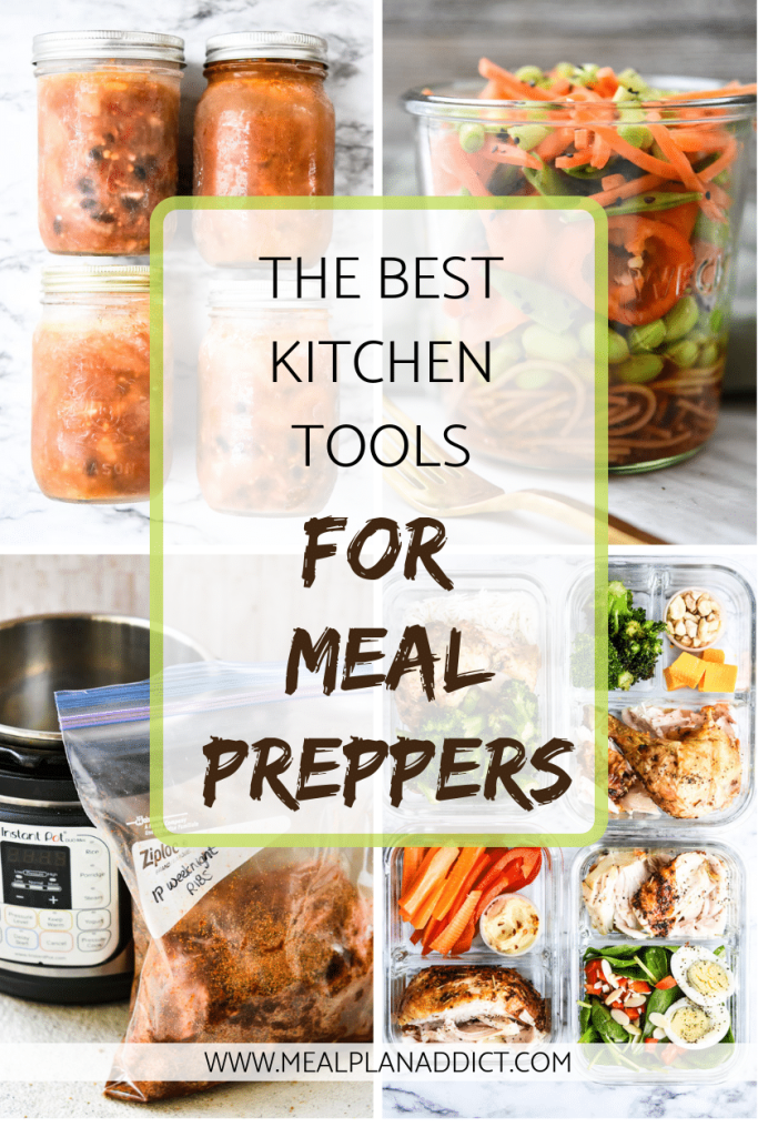 The Best kitchen tools for meal preppers