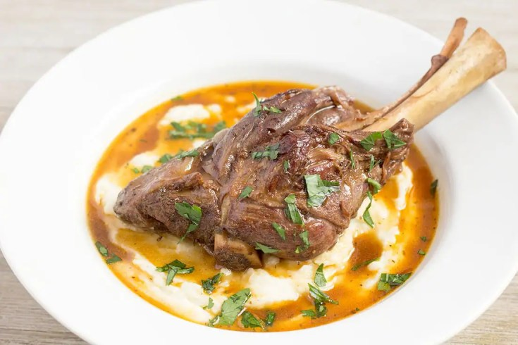 Pressure Cooker Lamb Shanks – With Gordon Ramsay Style!