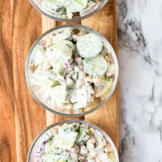 Cucumber Chickpea Salad-2