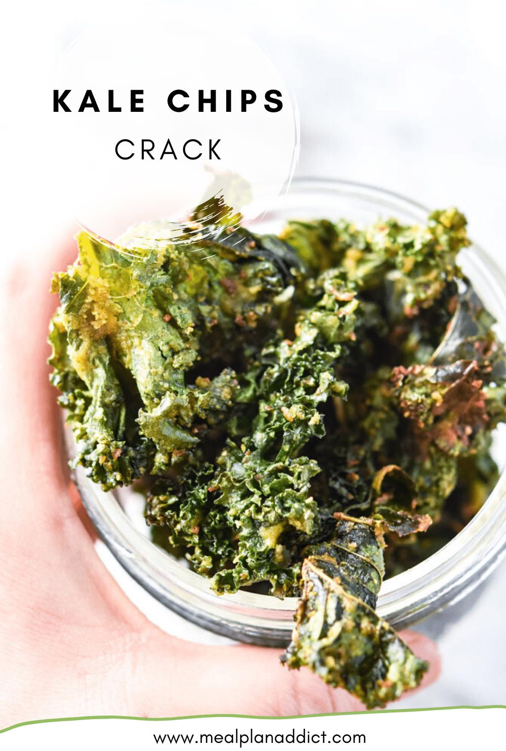 Kale Chips Crack