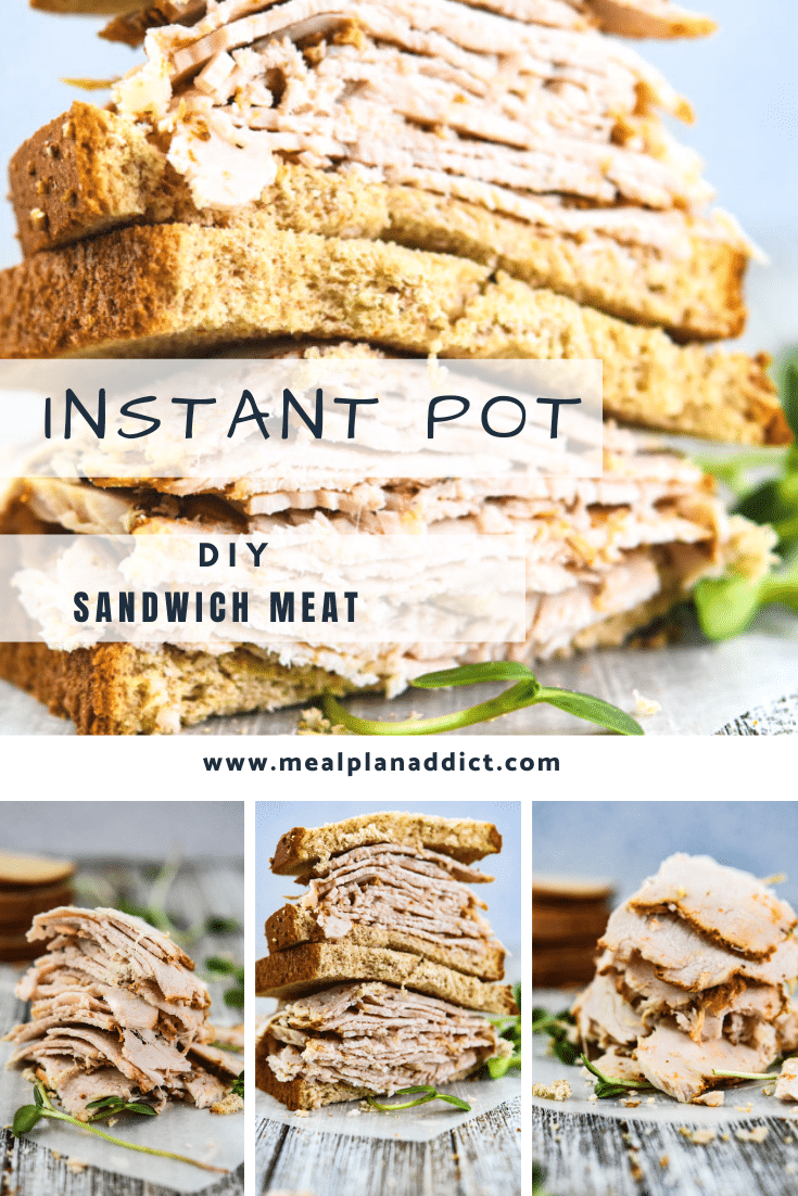 Instant Pot DIY Sandwich Meat