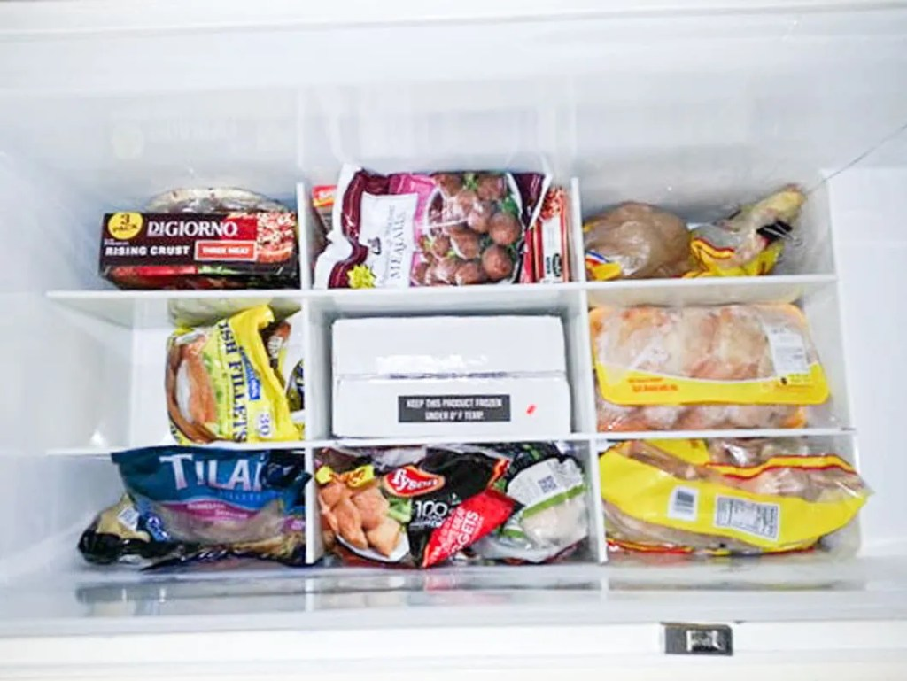 instructables-freezer-dividers-bottom-layer