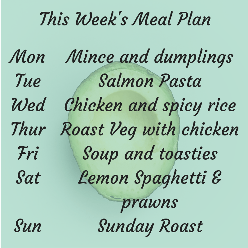 's family Meal Plan! #mealplan #mealplanning #mealprep #thrifty #frugalliving #frugal #family