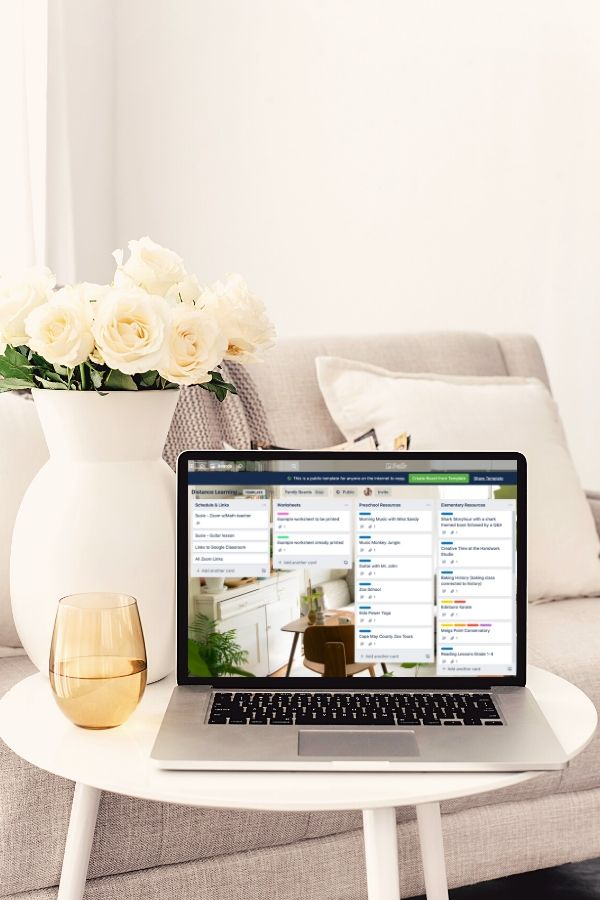 4 Ways to Organize Your Home with Trello