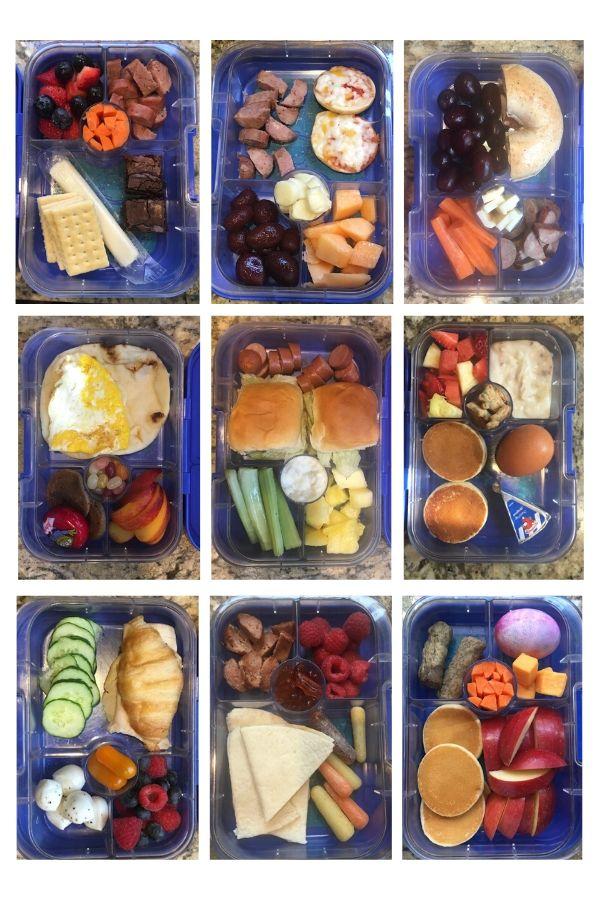 Kindergarten lunch ideas for picky eaters (real-life ideas!)