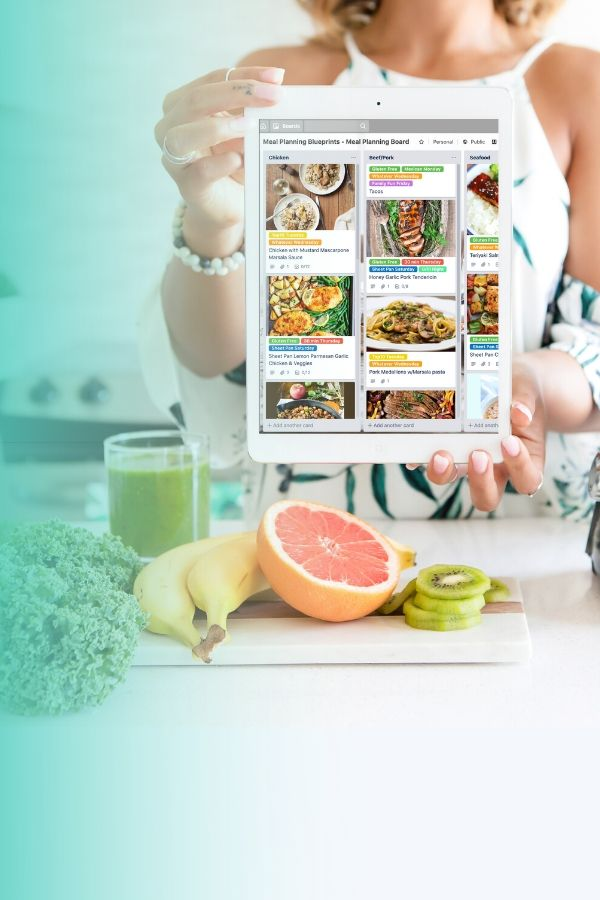 How to Use Trello for Meal Planning (steal my Trello board)