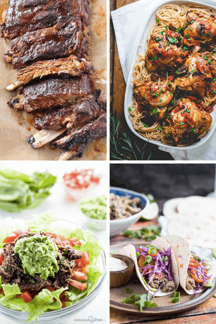 7 Summer Crockpot Recipes (that are actually healthy!)