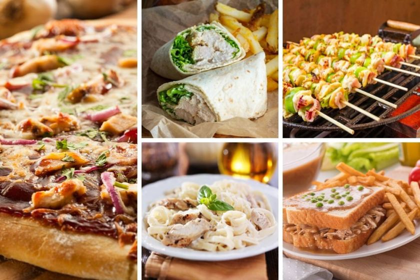 Supercharge your meal planning money savings and reduce waste with these 20+ leftover chicken ideas. I promise you, your family won't even realize they are eating leftovers.