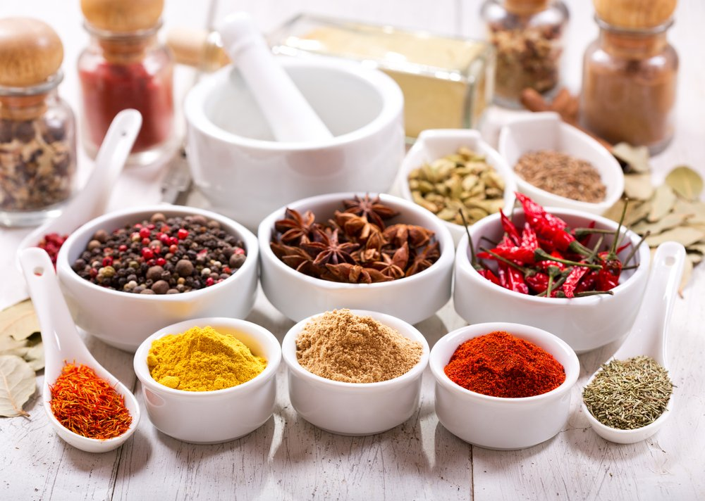 Take your meals from bland to grand with this list of must have herbs and spices every kitchen needs to keep in stock.