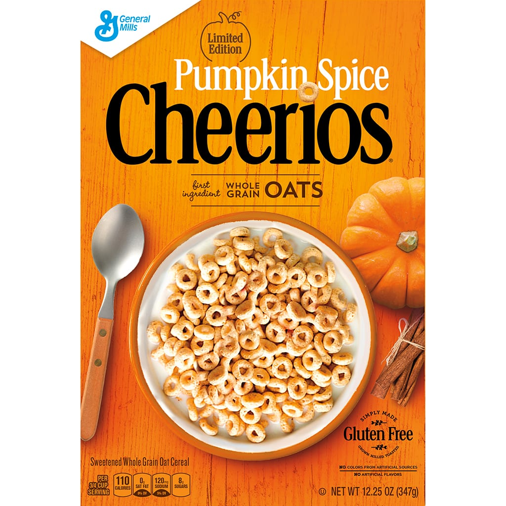 (this is a seasonal cereal)