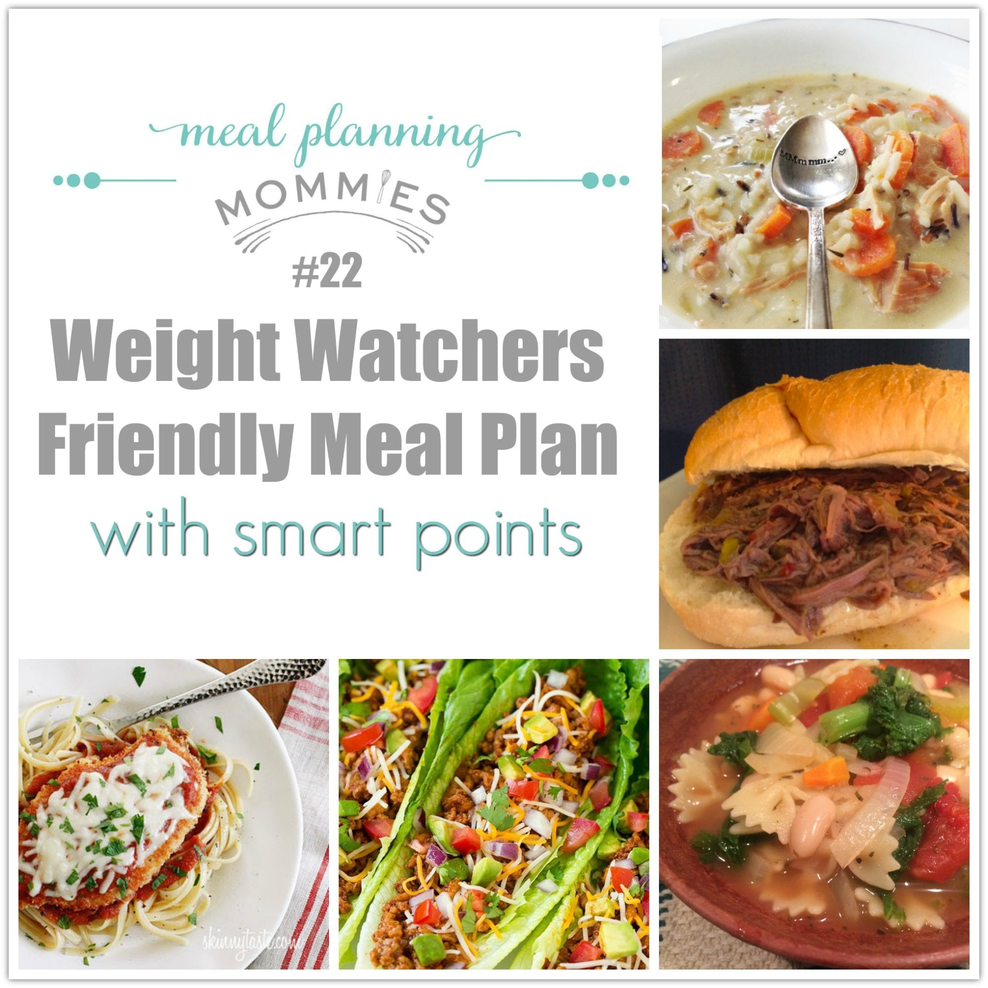 20 Free Weight Watchers Meal Plans With Freestyle Smart Points