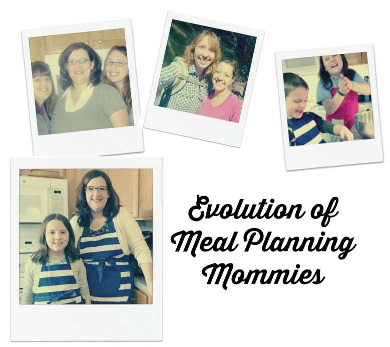 The Evolution Of Meal Planning Mommies