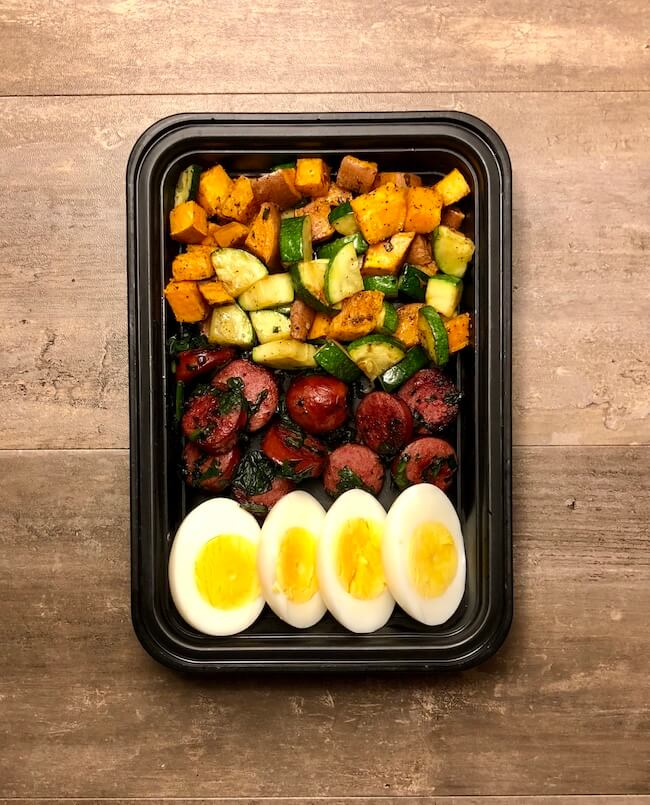 Read more about the article Kielbasa Breakfast Bowls