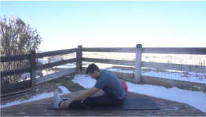 Read more about the article Figure 4 Hamstring Stretch