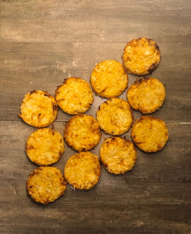 Read more about the article Air Fryer Hash Browns