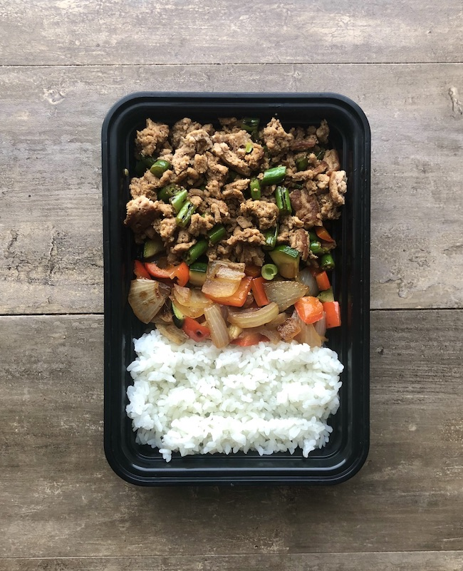 Read more about the article Honey Garlic Turkey Bowls
