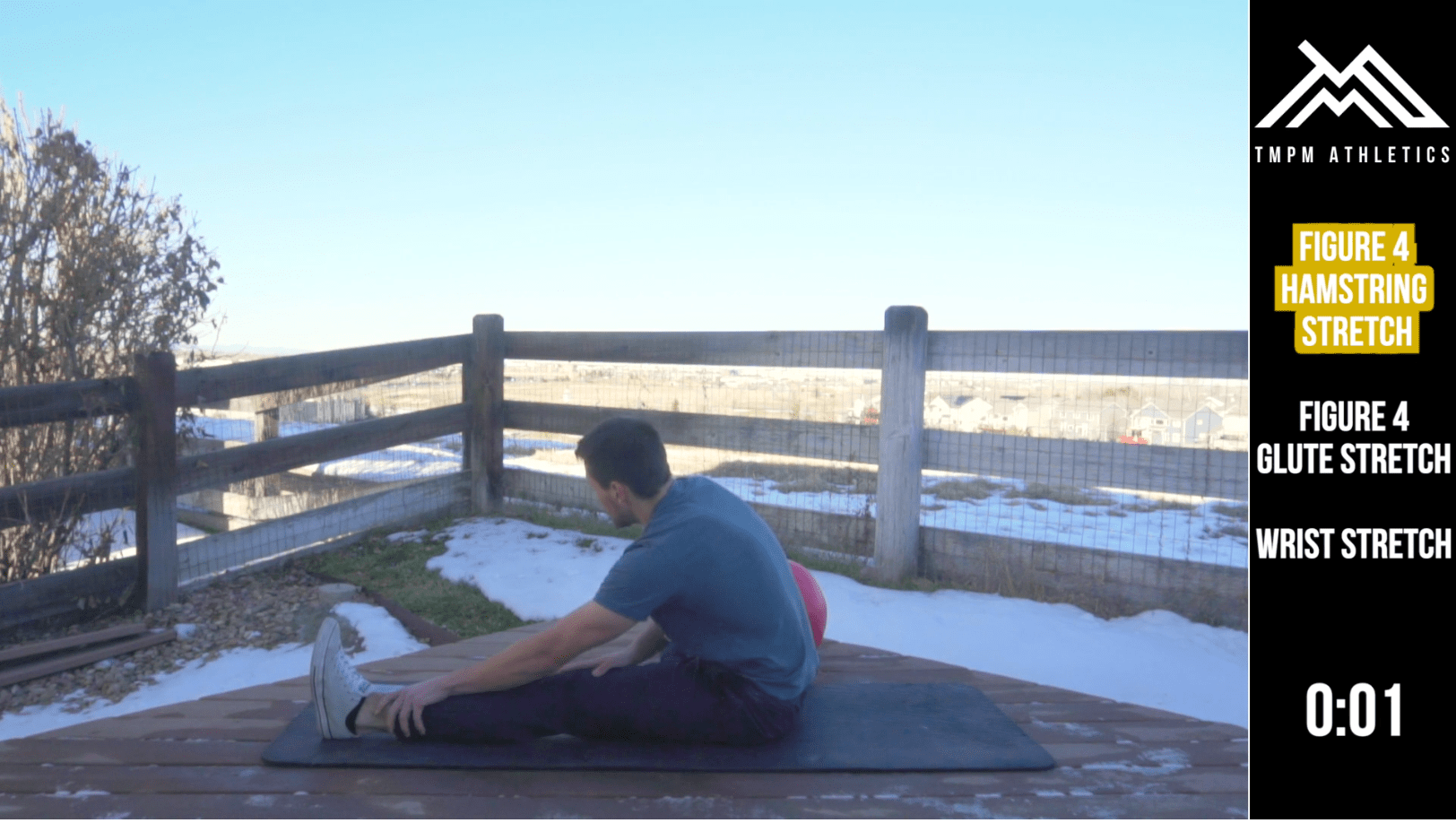 Read more about the article TMPM Athletics Mobility – Day 133