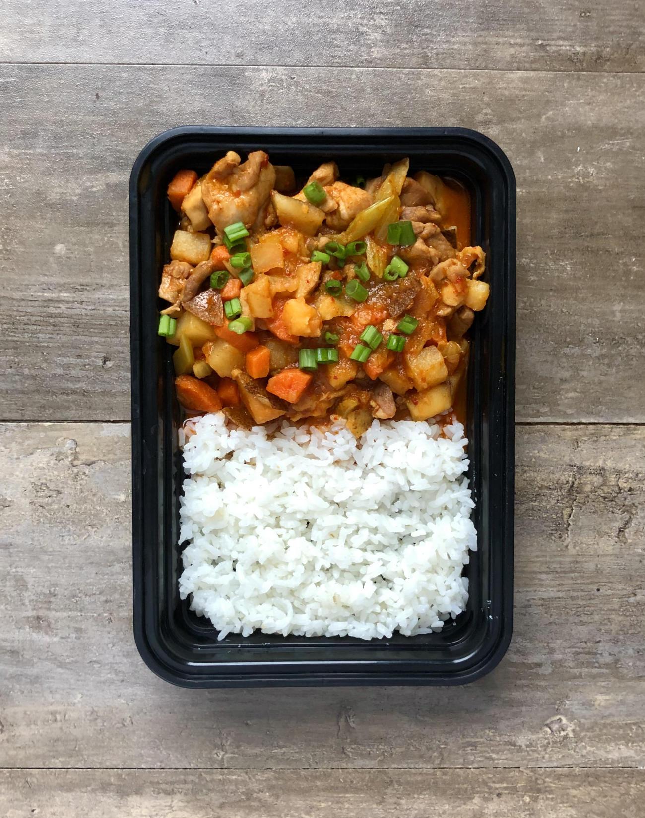 Read more about the article Korean Chicken Stew – Dakdoritang