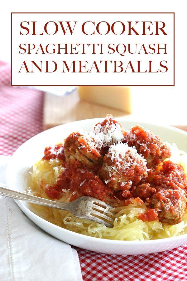 Slow-Cooker-Spaghetti-Squash-and-Meatballs-5