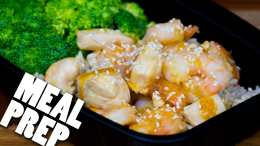 meal prep video recipe